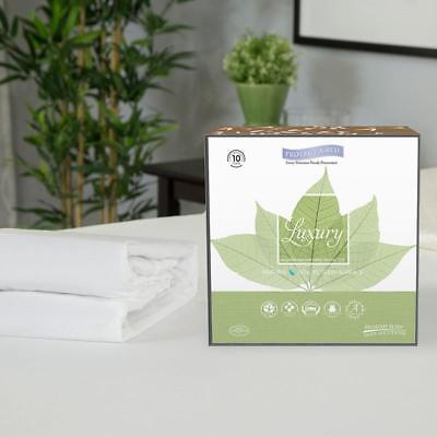 - Protect-A-Bed Luxury Tencel Lyocell Waterproof Mattress Protector - Choose Size