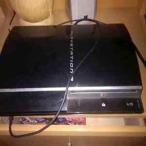 Ps3 with accessories