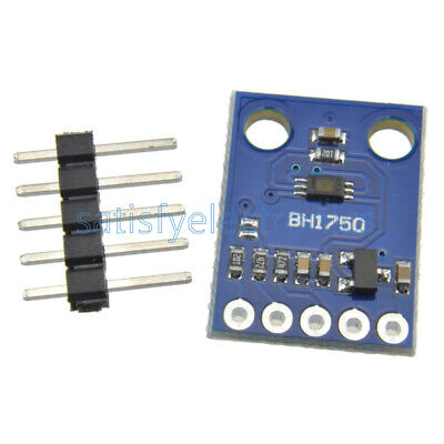 2pcs Bh1750fvi Digital Light Intensity Sensor Module For Avr Arduino 3v-5v Power