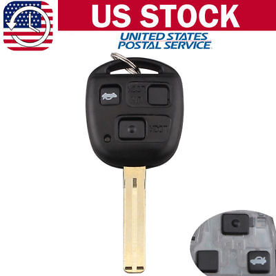 Remote Key Fob ID67 Chip Replacement For Lexus ES330 01-03 LS430 02-10 SC430