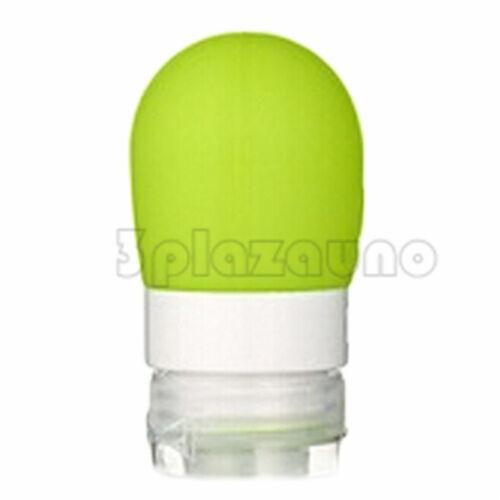 brandneu silikon gep ck verpackung reise flasche lotion shampoo bad container ebay. Black Bedroom Furniture Sets. Home Design Ideas