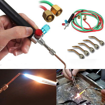 New Mini Mirco Jewelry Gas Welding Soldering Flame Torch Brazing Cutting Tools