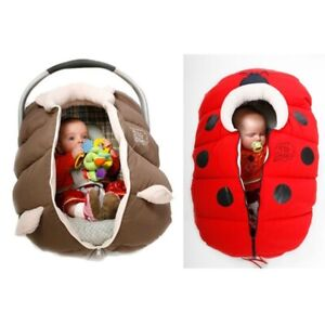 petit coulou carseat winter cover