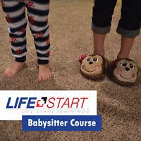 March Break Babysitter Course (Ages 11-15)