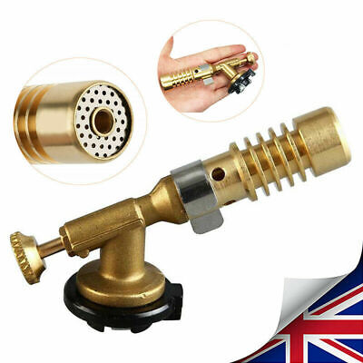 Professional Brazing Welding Nozzle Blow Torch Mapp Butane Gas Plumbing Torchs g