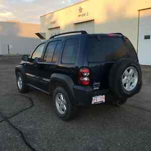 2007 Jeep Liberty TRAIL RATED SUV, Crossover Edmonton Edmonton Area image 3