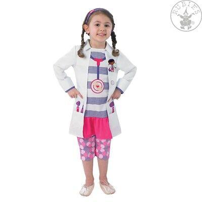 RUB 3889549 Disney Kostüm Doc McStuffins Pet Vet Arzt Ärztin Tierarzt Doktor ()
