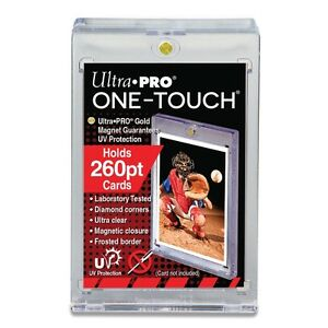 Ultra Pro .... ONE TOUCHs .... 260 point .... BOX OF 15