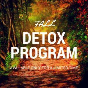 FREE - Fall Detox Program - Self Study