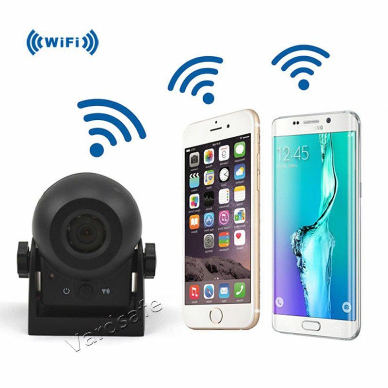 wifi app magnetic battery powered rear view