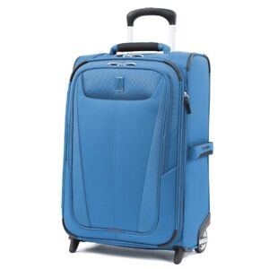 "Brand New Travelpro Luggage Maxlite 5 22"" Lightweight Suitcase"