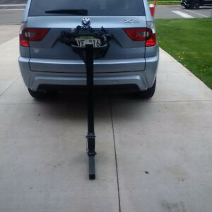 YAKIMA HITCH MOUNT 4 BIKE RACK
