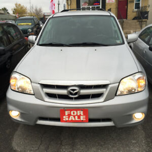 2006 Mazda Tribute GS SUV, Crossover