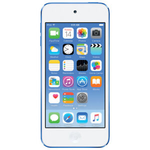 6th Generation 16GB IPod Touch - Blue