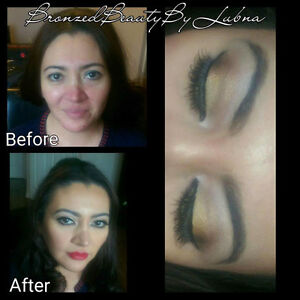 Certified mobile makeup and hair artist at affordable prices Stratford Kitchener Area image 5