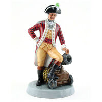 Royal Doulton Figurine HN2733 Officer of the Line