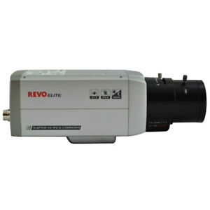 Camera Revo REXN700-3 Elite 700 TVL Indoor Box Camera,$263 Grey