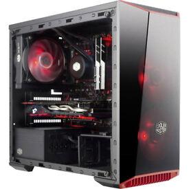 New Core i5 Gaming PC - MSI GTX 960oc, CPU i5-3570 (3.8GHz x4core), 8/16GB RAM, 120gb SSD, 1.5TB HDD