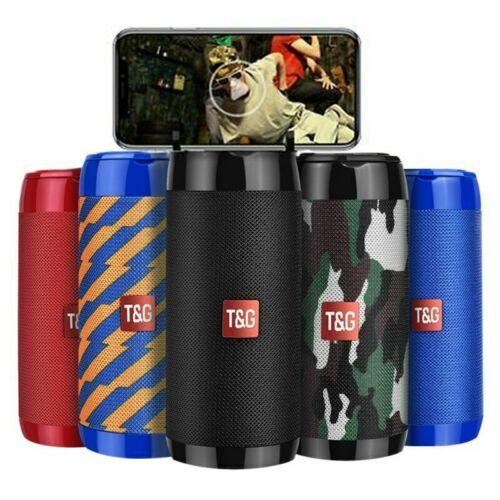 Bluetooth Speaker 10w Wireless Outdoor Stereo Bass USB/TF/FM Radio MP3 LOUD