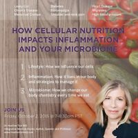 Cellular Nutrition and how it impacts your microbiome