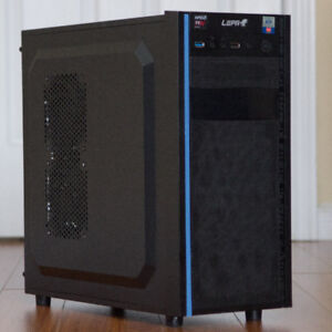 Affordable Gaming PC - Mid Range - AMD