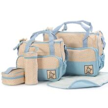 Nappy bag 5 piece set Baldivis Rockingham Area Preview