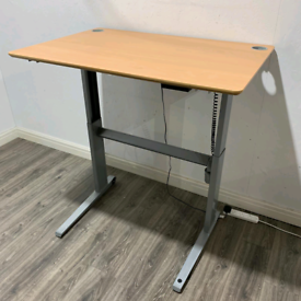 Electric Sit and Stand Desk, maximum height 1200mm