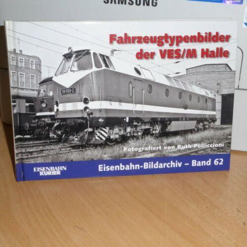 EK Verlag Fahrzeugtypenbilder in der VES-M Halle, Top Buch, DR