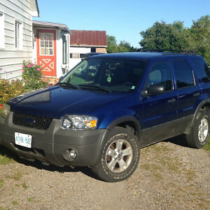 2007 Ford Escape SUV, Crossover AS IS