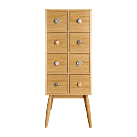 Habitat fleur cabinet with 8 drawers £450