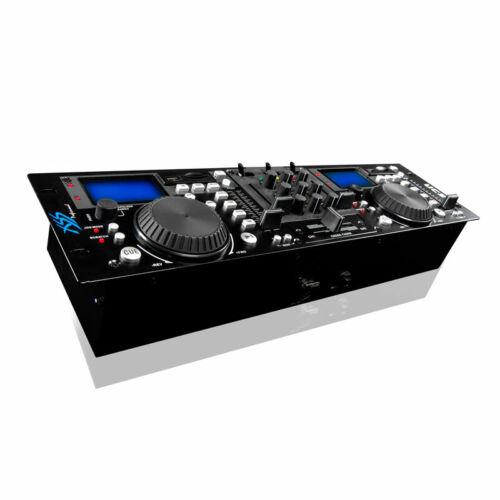 Xss Professional Dual USB/SD Player
