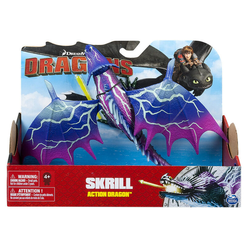 Dragons Skrill Figur