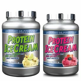 Scitec Nutrition Protein Ice Cream 1250g | Daddy Supplements