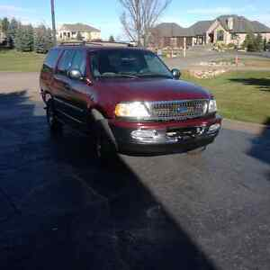 Very clean 1997 Ford Expedition XLT for sale by original owner