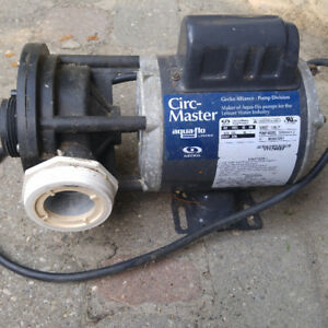 Barely Used Pump