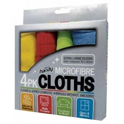 Microfiber Car Auto Bike Cleaning Cloth For Kitchen Office Glass & TV Led, used for sale  MUMBAI