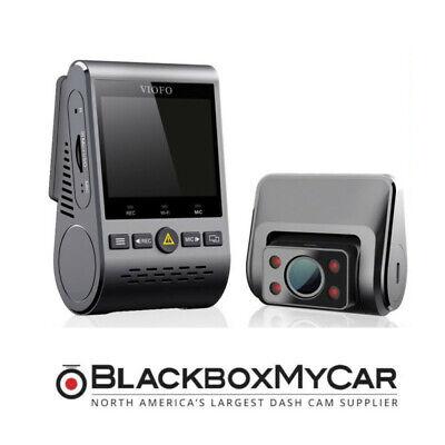 VIOFO A129 Duo IR Dash Cam Sony Starvis Image Sensor - GPS - Authorized Dealer