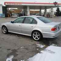 2002 BMW 5-Series (Must sell)