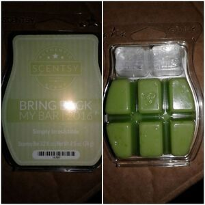 Scentsy Simply Irresistible - 6 cubes in clamshell