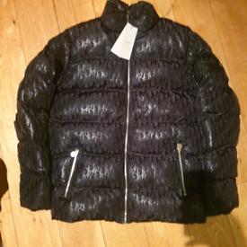 Christian Dior Oblique Puffer Jacket