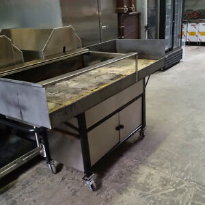charcoal bbq 6' FOR RENTAL