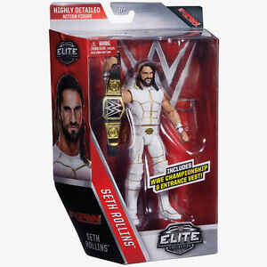 FAMILY DAY MONDAY HAMILTON TOY SHOW- MATTEL WWE FIGURES FOR SALE