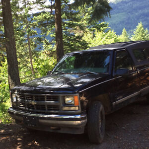1997 Chevrolet C/K Pickup 1500 4x4 Pickup Truck