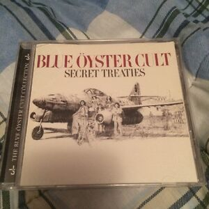 Blue Oyster Cult - Secret Treaties CD