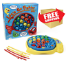 Let's Go Fishin' Original Classic Fishing Game Catch Fish Kids Toys Board Game