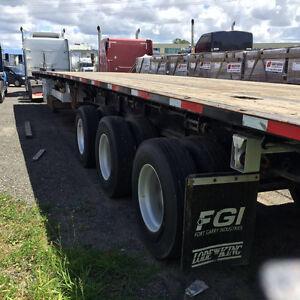 2012 load king tri-axle trailer for sale