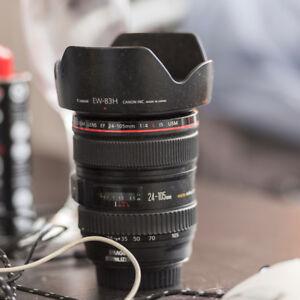Canon 24-105mm L