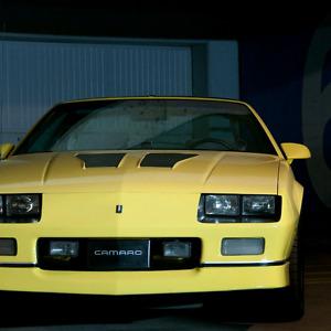 1986 Iroc z28 *Built 350*