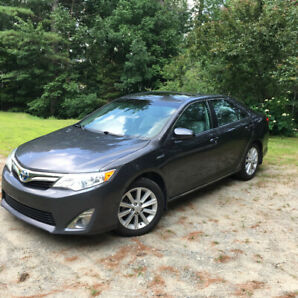 Toyota Camry XLE Hybride 2014