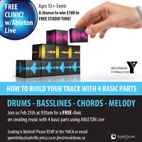 LEARN TO MAKE MUSIC FAST!! FREE CLINIC